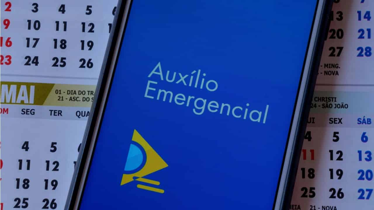 lote do Auxilio Emergencial